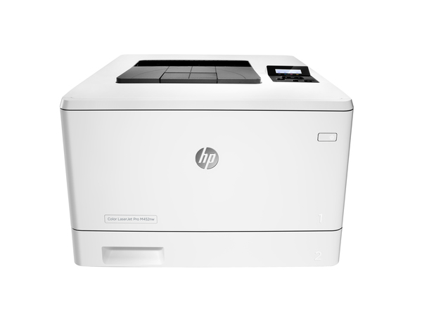 HP Color LaserJet Pro M452nw - Drucker - Farbe - Laser - A4/Legal - 38.400 x 600 dpi