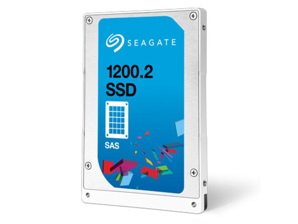 Seagate 1200.2 SSD ST200FM0143 - Solid-State-Disk - verschlüsselt - 200 GB - intern - 6.4 cm SFF (2.5