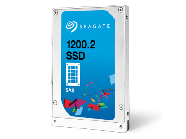 Seagate 1200.2 SSD ST800FM0173 - Solid-State-Disk - 800 GB - intern - 6.4 cm SFF (2.5