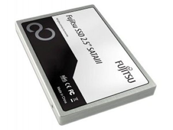Fujitsu - Solid-State-Disk - verschlüsselt - 256 GB - intern - 6.4 cm (2.5