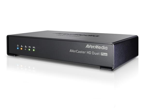 AVerMedia HD Duet, 1920 x 1080 Pixel, RTP, UDP, TCP, RTMP, 10BASE-T, 100BASE-T, 1000BASE-T, 12V, 0 - 50 °C, 0 - 80%