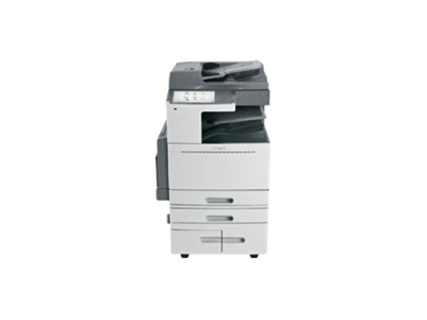 K/MFP X950dhe / 4in1 / Farblaser / 45ppm Farbe / 1200x1200dpi / 1024MB / A3 / Drucken Scannen Kopieren Faxen + Toner