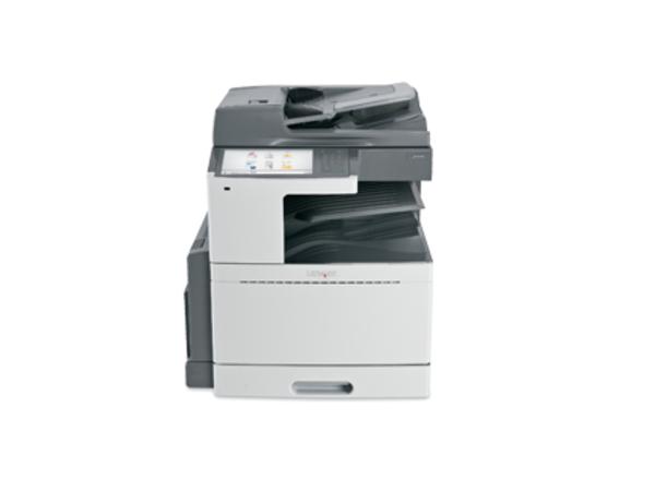 Lexmark X952DE - Multifunktionsdrucker - Farbe - LED - A3/Ledger (297 x 432 mm) (Original) - A3/Ledger (Medien)