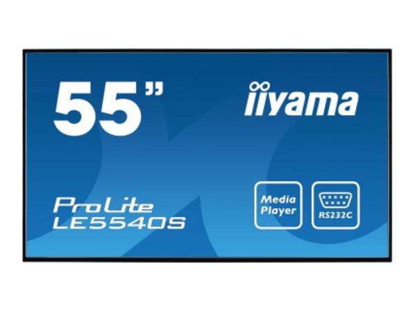Iiyama ProLite LE5540S-B1 - 139 cm (55