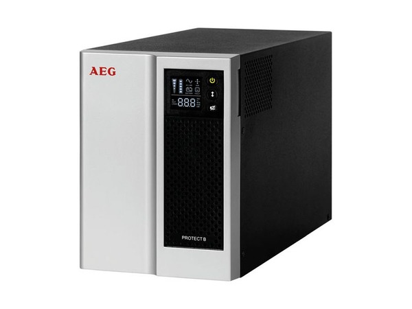 AEG PROTECT B. 750 - USV - Wechselstrom 220/230/240 V - 450 Watt - 700 VA - USB