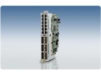 Allied Telesis AT MCF2032SP - Medienkonverter - Ethernet, Fast Ethernet, Gigabit Ethernet - 10Base-T, 100Base-TX, 1000Base-T - 12 Anschlüsse - RJ-45 / SFP (mini-GBIC)