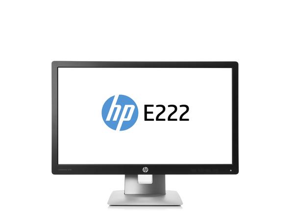 HP EliteDisplay E222 - LED-Monitor - 54.61 cm (21.5