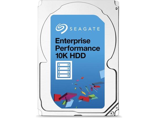 Seagate Enterprise Performance 10K HDD ST1200MM0138 - Hybrid-Festplatte - verschlüsselt - 1.2 TB (32 GB Flash) - intern - 6.4 cm SFF (2.5