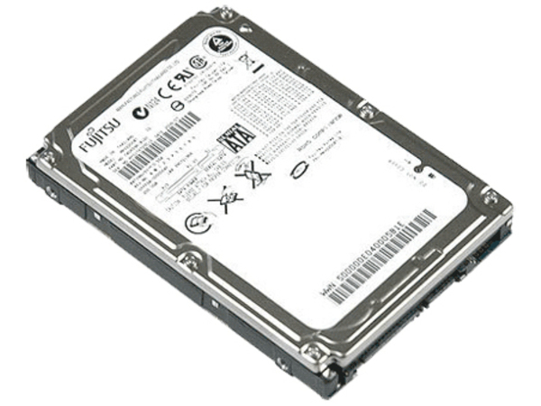 Fujitsu - Solid-State-Disk - 400 GB - 2.5