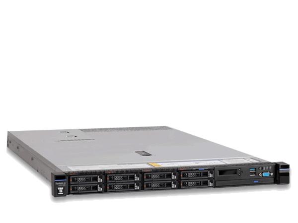 TopSeller x3550 M5, Xeon 6C E5-2620v3 85
