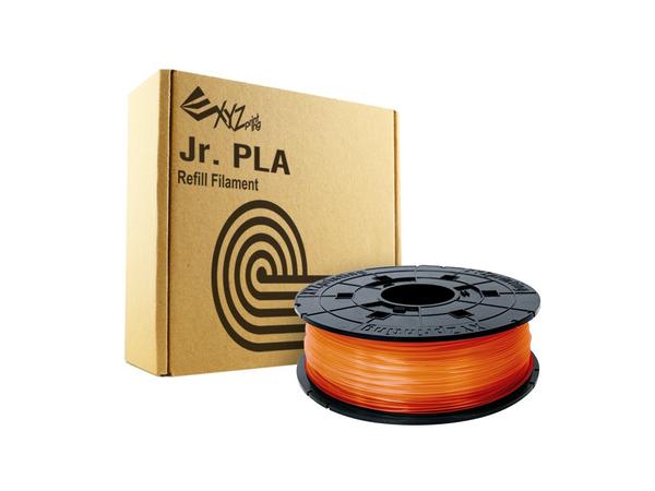 XYZprinting - Tangerine - 600 g - PLA-Filament (3D) - für da Vinci 1.0, 1.0 Aio, 2.0A Duo