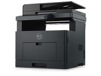 Dell Cloud Multifunction Printer H815dw - Multifunktionsdrucker - s/w - Laser - A4 (210 x 297 mm), Legal (216 x 356 mm) (Original) - A4/Legal (Medien)