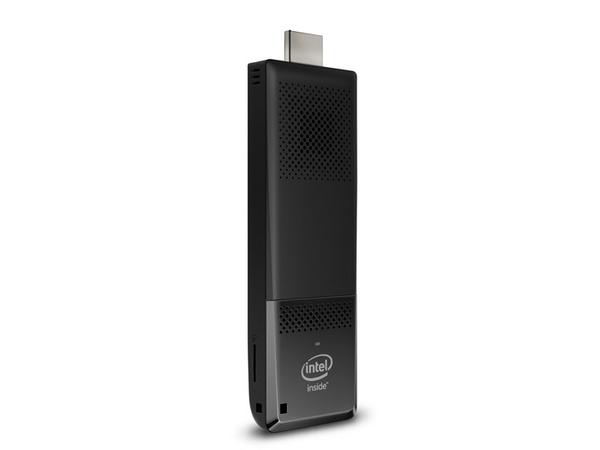 Intel Compute Stick STK1AW32SC - Stick - 1 x Atom x5 Z8300 / 1.44 GHz - RAM 2 GB - Flash - eMMC 32 GB