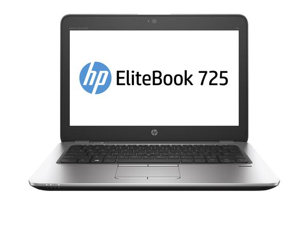 HP EliteBook 725 G3 - A10 PRO-8700B / 1.8 GHz - Win 7 Pro 64-bit (mit Win 10 Pro 64-bit Lizenz) - 4 GB RAM - 500 GB HDD - 31.75 cm (12.5