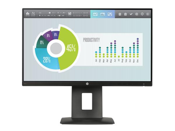 HP Z22n - LED-Monitor - 54.6 cm (21.5