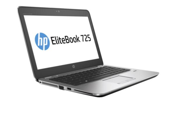 HP EliteBook 725 G3 - A12 PRO-8800B / 2.1 GHz - Win 7 Pro 64-bit (mit Win 10 Pro 64-bit Lizenz) - 8 GB RAM - 256 GB SSD - 31.8 cm (12.5