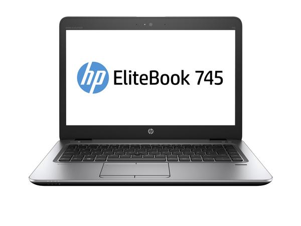 HP EliteBook 745 G3 - A10 PRO-8700B / 1.8 GHz - Win 7 Pro 64-bit (mit Win 10 Pro 64-bit Lizenz) - 4 GB RAM - 500 GB HDD - 35.6 cm (14