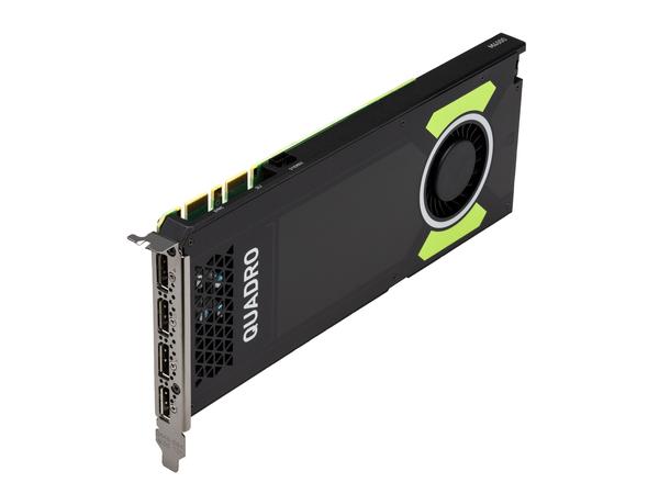 NVIDIA Quadro M4000 - Grafikkarten - Quadro M4000 - 8 GB GDDR5 - PCIe 3.0 x16 - für Workstation Z640