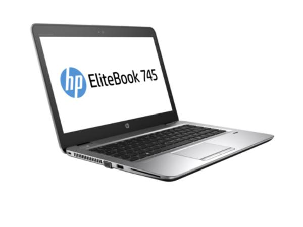 HP EliteBook 745 G3 - A12 PRO-8800B / 2.1 GHz - Win 7 Pro 64-bit (mit Win 10 Pro 64-bit Lizenz) - 8 GB RAM - 256 GB SSD - 35.56 cm (14
