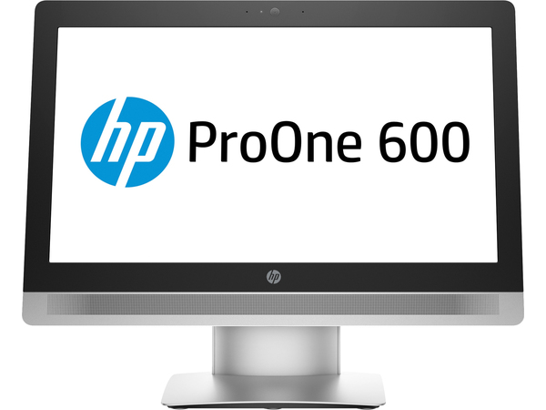 HP ProOne 600 G2 - All-in-One (Komplettlösung) - 1 x Core i5 6500 / 3.2 GHz - RAM 8 GB - HDD 500 GB - DVD SuperMulti