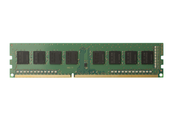 HP - DDR4 - 16 GB - DIMM 288-PIN - 2133 MHz / PC4-17000 - CL15