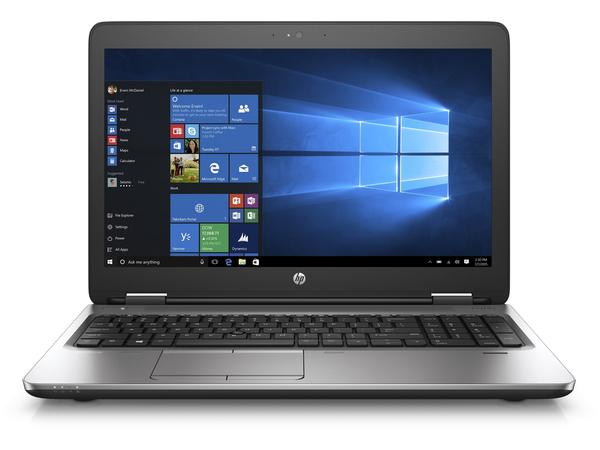 HP ProBook 650 G2 - Core i5 6200U / 2.3 GHz - Win 7 Pro 64-bit (mit Win 10 Pro 64-bit Lizenz) - 4 GB RAM - 500 GB HDD - DVD SuperMulti