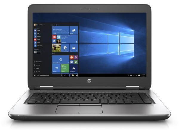 HP ProBook 645 G2 - A10 PRO-8700B / 1.8 GHz - Win 7 Pro 64-bit (mit Win 10 Pro 64-bit Lizenz) - 4 GB RAM - 128 GB SSD - DVD