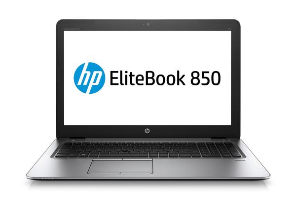 HP EliteBook 850 G3 - Core i7 6500U / 2.5 GHz - Win 7 Pro 64-bit (mit Win 10 Pro 64-bit Lizenz) - 8 GB RAM - 256 GB SSD - 39.6 cm (15.6