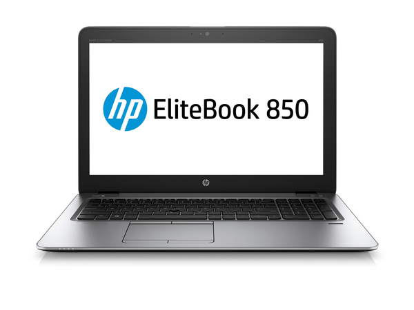 HP EliteBook 850 G3 - Core i5 6200U / 2.3 GHz - Win 7 Pro 64-bit (mit Win 10 Pro 64-bit Lizenz) - 4 GB RAM - 500 GB HDD - 39.6 cm (15.6
