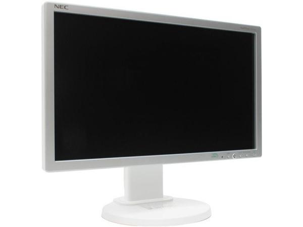 NEC MultiSync E233WM - LED-Monitor - 58.42 cm (23