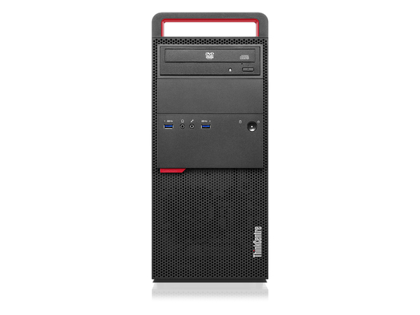 Lenovo ThinkCentre M900 10FD - MT - 1 x Core i7 6700 / 3.4 GHz - RAM 8 GB - SSD 256 GB - DVD SuperMulti