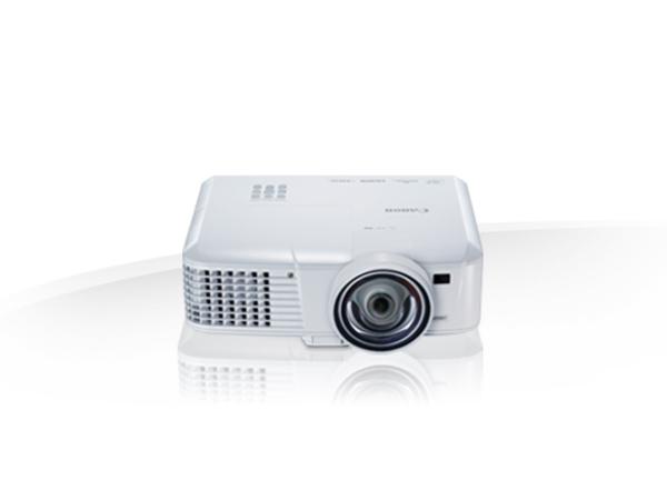Canon LV X310ST, 3100 ANSI Lumen, DLP, XGA (1024x768), 10000:1, 4:3, 1524 - 3048 mm (60 - 120 Zoll)