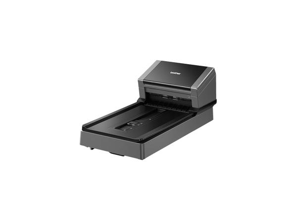 Brother PDS-5000F - Dokumentenscanner - Duplex - 218 x 5994 mm - 600 dpi x 600 dpi - bis zu 60 Seiten/Min. (einfarbig) / bis zu 60 Seiten/Min. (Farbe)