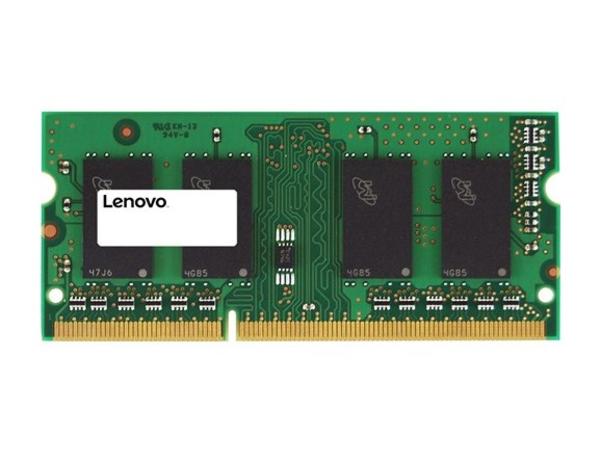 Lenovo - DDR3L - 8 GB - SO DIMM 204-PIN - 1600 MHz / PC3L-12800 - 1.35 V
