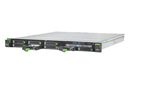 Fujitsu PRIMERGY RX1330 M2 - Server - Rack-Montage - 1U - 1-Weg - 1 x Xeon E3-1220V5 / 3 GHz