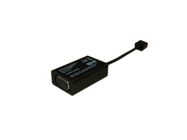 Fujitsu Convertion cable - Videokabel - Mini DisplayPort bis HD-15 - für Stylistic R726