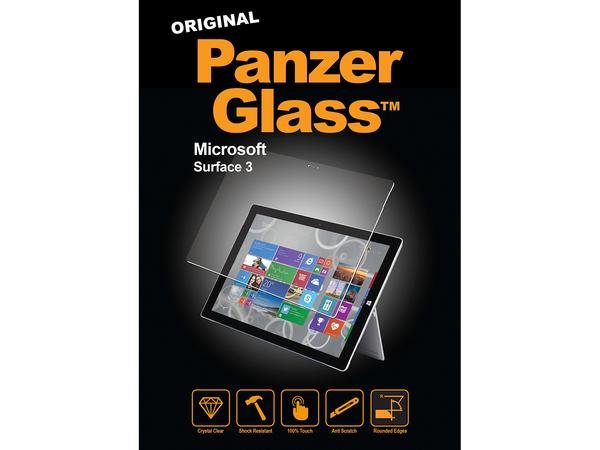 PanzerGlass Original - Bildschirmschutz - Crystal Clear - für Microsoft Surface 3