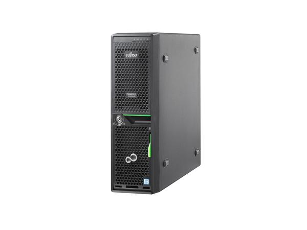 Fujitsu PRIMERGY TX1320 M2 - Server - USFF - 1-Weg - 1 x Xeon E3-1220V5 / 3 GHz - RAM 8 GB