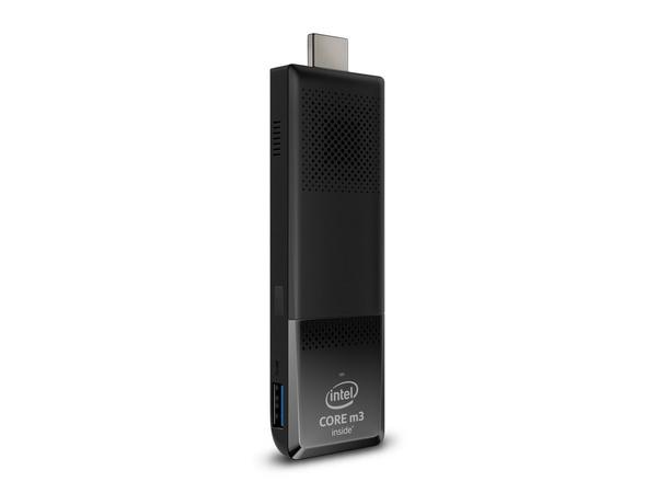 Intel Compute Stick STK2m3W64CC - Stick - 1 x Core m3 6Y30 / 1.6 GHz - RAM 4 GB - Flash - eMMC 64 GB