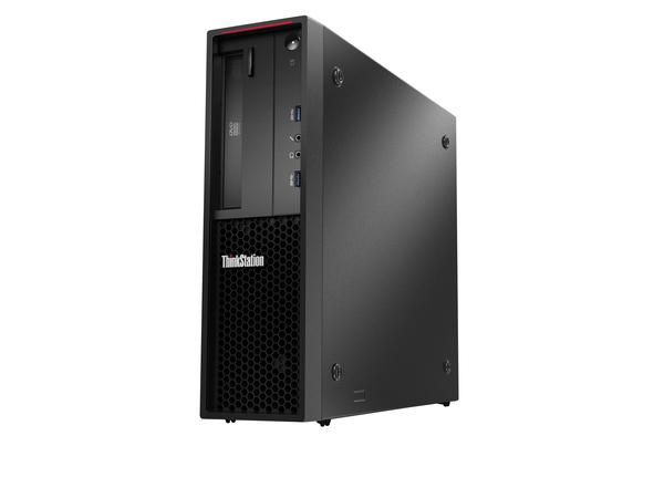 Lenovo ThinkStation P310 30AV - SFF - 1 x Core i5 6500 / 3.2 GHz - RAM 8 GB - Hybrid-Laufwerk 1 TB (8 GB) - DVD-Writer