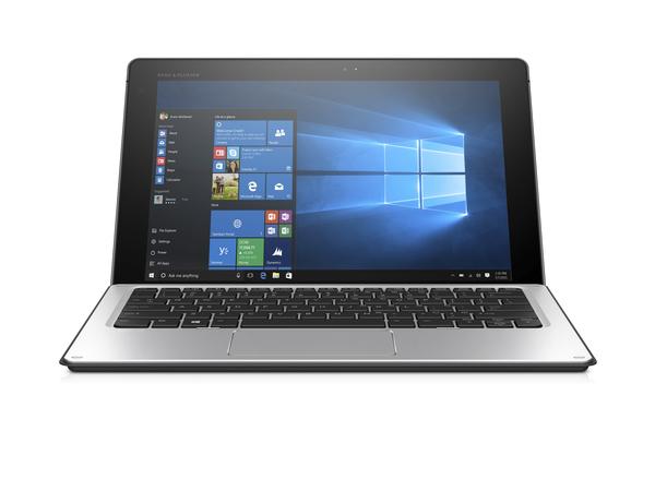 HP Elite x2 1012 G1 - Tablet - mit abnehmbarer Tastatur - Core m7 6Y75 / 1.2 GHz - Win 10 Pro 64-Bit - 8 GB RAM