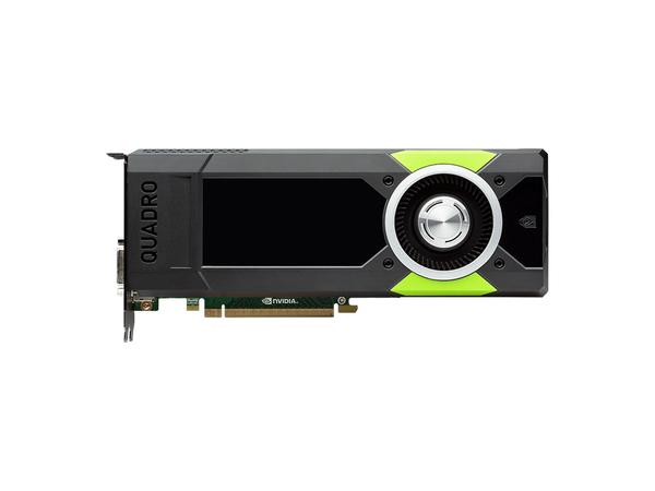 NVIDIA Quadro M5000 - Grafikkarten - Quadro M5000 - 8 GB - PCIe 3.0 x16 - DVI, 4 x DisplayPort