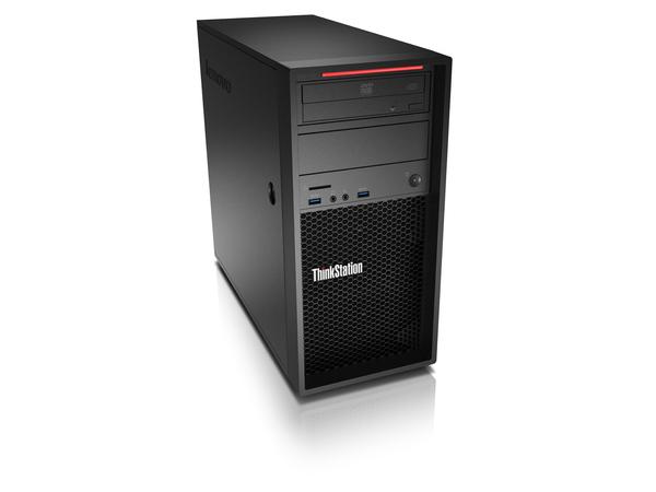 Lenovo ThinkStation P310 30AT - Tower - 1 x Xeon E3-1225V5 / 3.3 GHz - RAM 8 GB - Hybrid-Laufwerk 1 TB - DVD-Writer