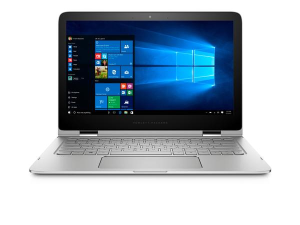 HP Spectre Pro x360 Spectre Pro x360 G2 Convertible PC, Intel® CoreTM i7 der sechsten Generation, 2,6 GHz, 33,8 cm (13.3 Zoll), 2560 x 1440 Pixel, 8 GB, 512 GB
