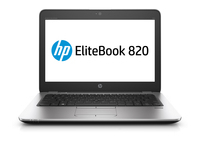 HP EliteBook 820 G3, Ultrabook, Silber, Klappgehäuse, i5-6200U, Intel Core i5-6xxx, Socket B2 (LGA 1356)