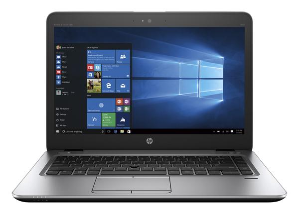 HP EliteBook 840 G3, Intel® CoreTM i5 der sechsten Generation, 2,3 GHz, 35,6 cm (14 Zoll), 1366 x 768 Pixel, 8 GB, 256 GB