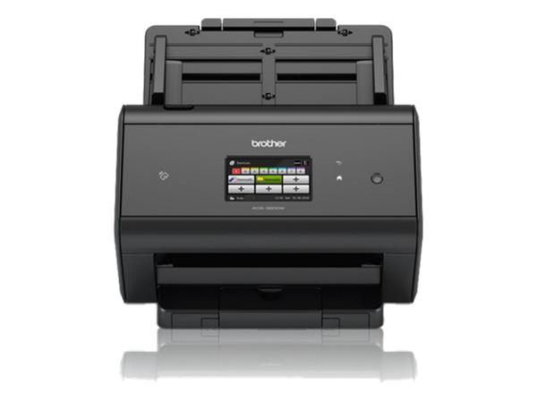 Brother ADS-2800W - Dokumentenscanner - Duplex - 215.9 x 5000 mm - 600 dpi x 600 dpi - bis zu 30 Seiten/Min. (einfarbig) / bis zu 30 Seiten/Min. (Farbe)