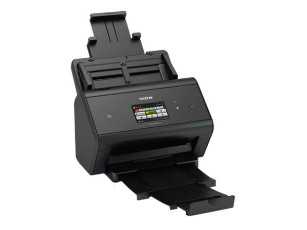 Brother ADS-3600W - Dokumentenscanner - Duplex - 215.9 x 5000 mm - 600 dpi x 600 dpi - bis zu 50 Seiten/Min. (einfarbig) / bis zu 50 Seiten/Min. (Farbe)