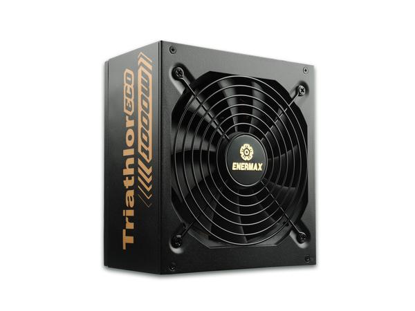 Enermax Triathlor Eco ETL1000EWT-M - Stromversorgung (intern) - ATX12V 2.3 - 80 PLUS Bronze - Wechselstrom 100-240 V - 1000 Watt