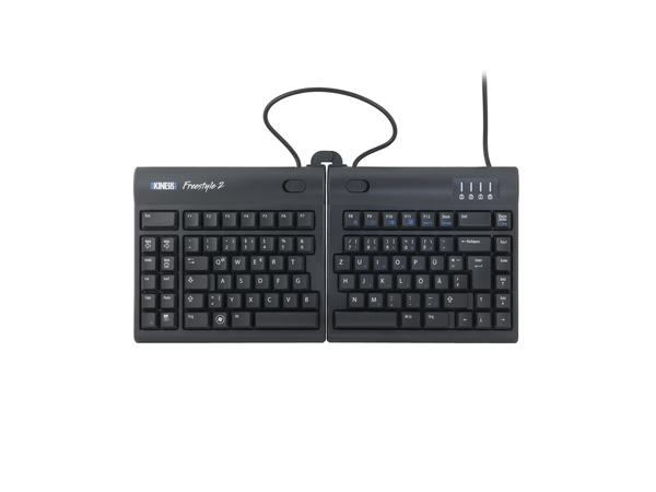 Kinesis Freestyle2 - Tastatur - USB - Deutsch